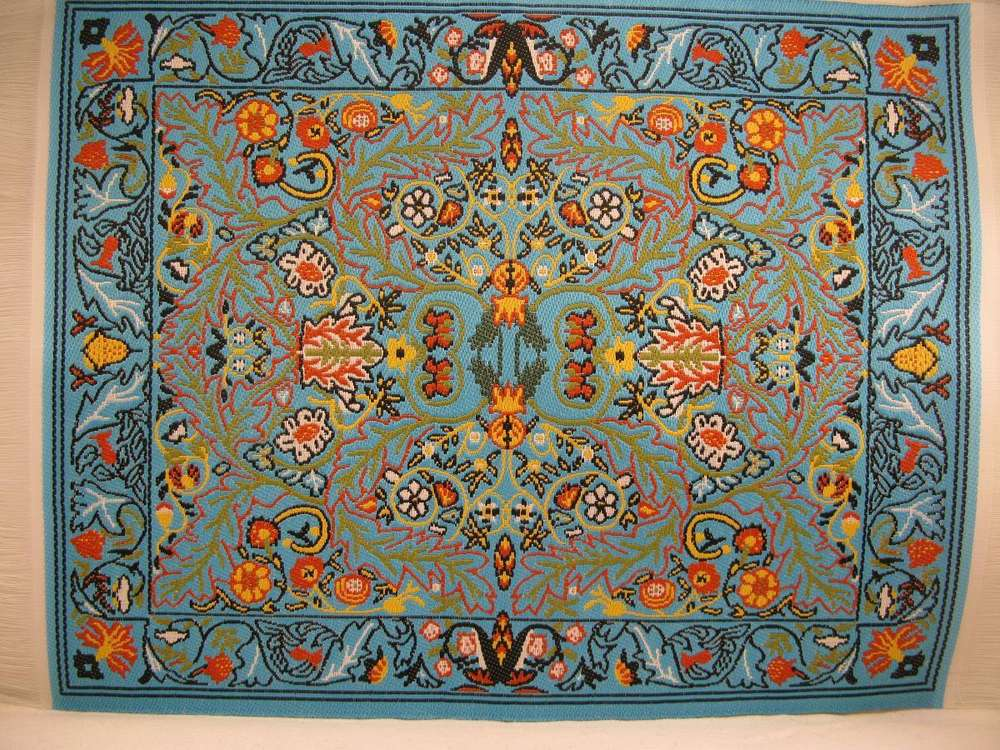 Tappeto Moderno Turchese : Turchese tappeto lilliput land