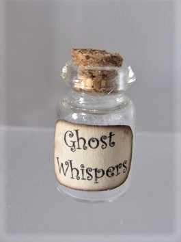 "Flasche ""Ghost Whisperer"""